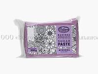 Мастика - сахарная паста для обтяжки Criamo - Сиреневая - 500 г