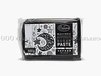 Мастика - сахарная паста для обтяжки Criamo - Чёрная - 500 г