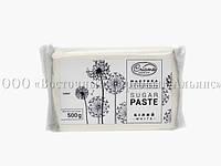 Мастика - сахарная паста для обтяжки Criamo - Белая - 500 г