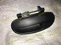 Ручка двери наружная задняя левая Lanos Ланос Сенс Sens 96226329, фото 1
