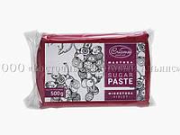 Мастика - сахарная паста для обтяжки Criamo - Фиолетовая - 500 г, фото 1