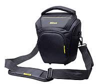 Фото сумка Nikon, противоударная фотосумка Никон + дождевик