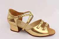 Детская танцевальная обувь (блок каблук)