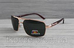 Мужские   поляризационные солнцезащитные очки , фото 3