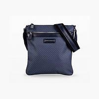 Мужская сумка через плечо от Trussardi – краткий обзор стильного аксессуара из новой коллекции
