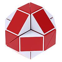 Змейка Рубика красная Shengshou