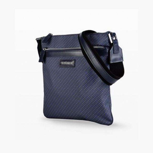 Мужская сумка через плечо Trussardi