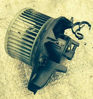 Моторчик печки в сборе реостат резисторCitroenXsara1999-2005