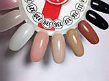Гель-лак My Nail 9 мл №339 (про-во Украина), натуральный розовый, фото 3