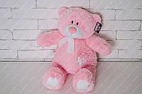 Мишка Тедди 60 см, плюшевые медведи.мягкая игрушка розовый