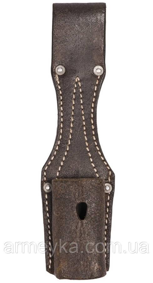 Поясное  крепление «жаба» для штык-ножа 98k. Реплика.