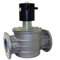 Клапан электромагнитный газовый Madas EVP/NC НЗ Dn65