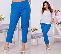 Женские брюки Лен 03473