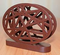 Салфетница, ДК-019, шоколадно-коричневый