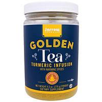 Jarrow Formulas, Золотой чай с Куркумой, 9,5 унций (270 г)