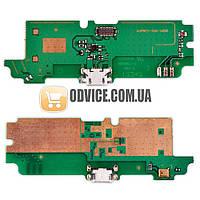 Разъем зарядки Lenovo A850 с нижней платой ЛУЧШАЯ ЦЕНА + ПОДАРОК