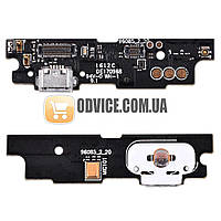 Разъем зарядки для телефона Meizu M3 Note с нижней платой ЛУЧШАЯ ЦЕНА + ПОДАРОК