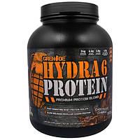 Grenade, Hydra 6 Протеин, Первосортная Белковая Смесь, Шоколадное Наслаждение, 4 фунта (1814 г)