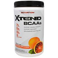 Scivation, Xtend BCAAs, Кроваво-красный Апельсин, 14.8 oz (420 g), фото 1
