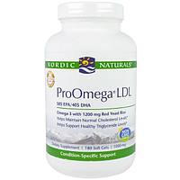 Nordic Naturals, ProOmega LDL, 1000 mg , 180 Softgels