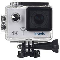 Камера экшн-камера BRAVIS A3 white