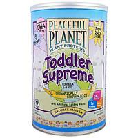 VegLife, Лучшая формула для малышей, 1-4 года, натуральная ваниль, 14 унции(397 г)