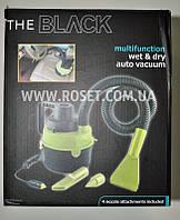 Автомобильный пылесос - The Black 120 W