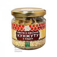 Паста из семян кунжута с медом Ecoliya 200г