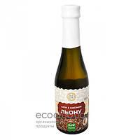 Масло из семян льна Ecoliya 200мл