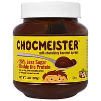 "Peanut Butter and Co., ""Шокмейстер"", паста из фундука со вкусом молочного шоколада, 13 унций (369 г)"