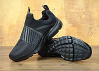 Мужские кроссовки в стиле NIKE Air Presto Extreme черные, фото 1