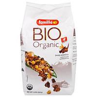 Familia, Bio Organic, Швейцарская Гранола, Шоколад и Амарант, 13 унций (369 г)