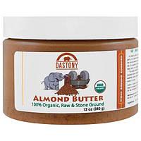Dastony, 100% Organic, Almond Butter, 12 oz (340 g)