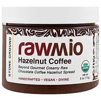 Rawmio, Organic, Hazelnut Coffee, 6 oz (170 g)