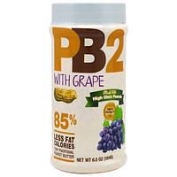 Bell Plantation, PB2, порошковое арахисовое масло с виноградом, 6,5 унции (184 г)