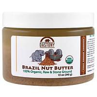 Dastony, 100% Organic Brazil Nut Butter, 12 oz (340 g)