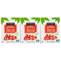 Stoneridge Orchards, Montmorency Cherries, Whole Dried Tart Cherries, Brick Pack (6 Boxes), 0.75 oz (21 g) Each
