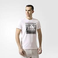 Повседневная футболка для мужчин Adidas Category Athletics BK2793 - 2017
