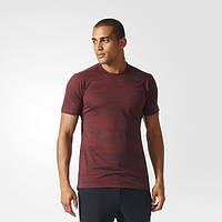 Тренировочная футболка для мужчин adidas Climacool Aeroknit FreeLift BK6100 - 2017