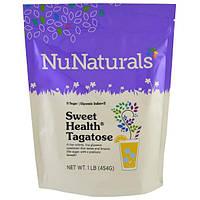 NuNaturals, Sweet Health Tagatose, 1 lb (454 g)