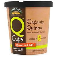Now Foods, Quinoa Cups, органическое киноа, 2 унции (57 г)