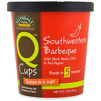 Now Foods, Quinoa Cups, юго-западное барбекю, 2 унции (57 г)