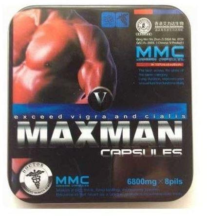 Усилитель потенции MAXMAN V