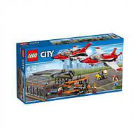 Конструктор Авиашоу в аэропорту City Lego