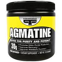 Primaforce, Агматин, без вкусовых добавок, 30 г
