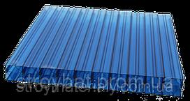 Сотовый поликарбонат 8 мм Polygal цветной