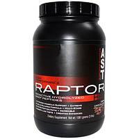 AST Sports Science, Raptor HP, со вкусом темного шоколада, 3 фунта (1361 г.)