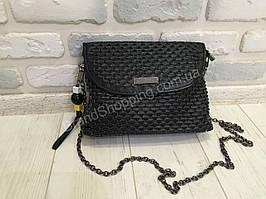 Кожаная женская сумка  Burberry 0315B