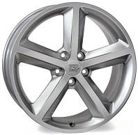 WSP-Italy W566 Gea hyper silver (R17 W8 PCD5x112 ET47 DIA66.6)