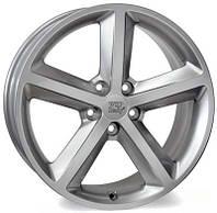 WSP-Italy W566 Gea hyper silver (R18 W8 PCD5x112 ET43 DIA57.1)